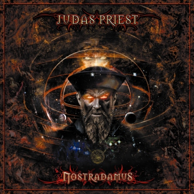 The Judas Priest album Nostradamus